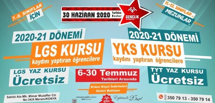 Konya'nın en TECRÜBELİ ve SEÇKİN Kadrosu ile sizleri de bekliyoruz