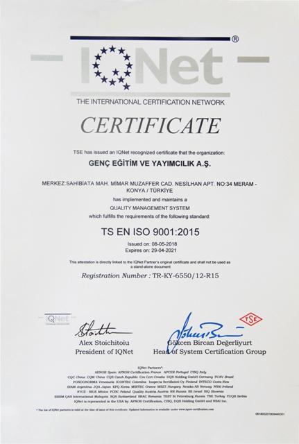 9000-2015 Kalite Yönetim Sistemleri (1)