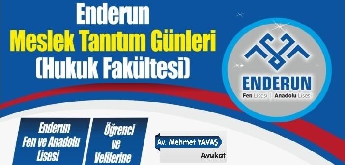 Meslek Tanıtım Günleri (Avukat Mehmet Yavaş)