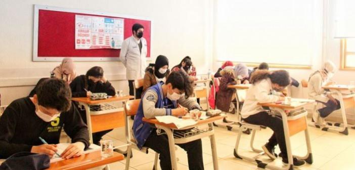 Enderun'a Kabul ve Bursluluk Sınavı