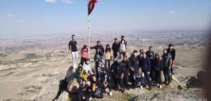 Enderun'la Konya'ya Zirveden Bakış